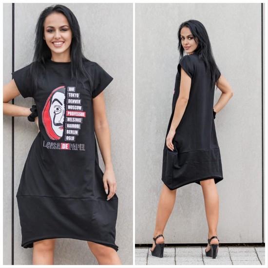 Туника-рокля La Casa De Papel